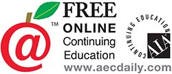 AEC Daily Continuing Education Logo