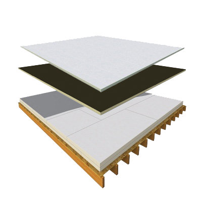 Polyisocyanurate Roofing Panels Amp Flat Premium Performance
