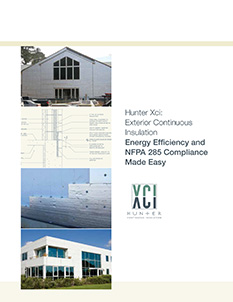 Hunter Xci Product Brochure