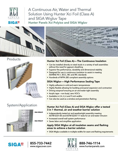 SIGA Wigluv High Performance Sealing Tape