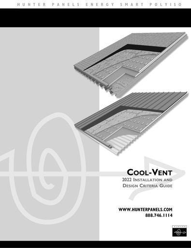 Cool-Vent Installation